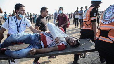 Photo of رام اللہ صیہونی فوجیوں کی یلغار ، دسیوں فلسطینی زخمی