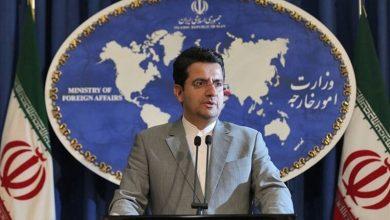 Photo of ایران ، چوتھا قدم اٹھانے کے لئے تیار ہے : ترجمان وزارت خارجہ
