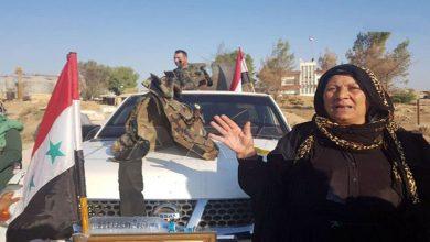 Photo of شام کے شمال مشرقی کرد علاقوں میں شامی فوج کا شاندار استقبال