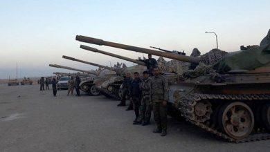 Photo of جنوبی ادلب میں دہشتـگرد گروہوں کے خلاف فوجی کارروائی کے لئے بھاری فوجی ساز و سامان منتقل