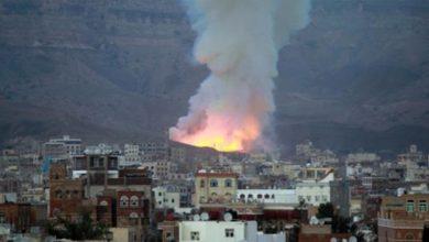 Photo of صوبہ صعدہ اور حجہ پر جارح سعودی عرب کے جنگی طیاروں کی پچپن بار بمباری