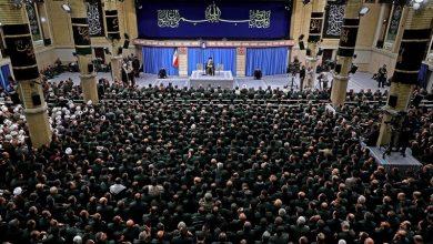 Photo of رہبر انقلاب اسلامی سے سپاہ پاسداران انقلاب اسلامی کے کمانڈروں کی ملاقات