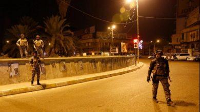 Photo of بغداد میں مظاہرے، سیکورٹی دستوں نے مظاہرین کو منتشر کردیا
