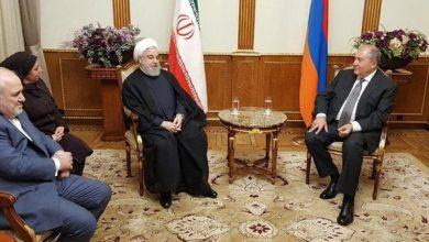 Photo of ایران و آرمینیا کے اقتصادی تعلقات کے فروغ پر تاکید