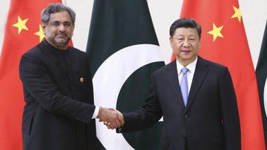 Photo of پاکستان اور چین کی باہمی تعلقات کے فروغ پر تاکید