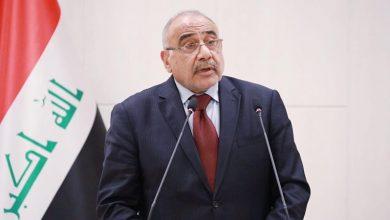 Photo of بدامنی پیدا کرنے والوں کو سزا دینے کا عراقی وزیر اعظم کا عزم