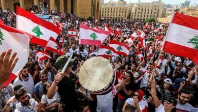 Photo of لبنان میں گذشتہ سات دنوں سے مظاہروں کا سلسلہ جاری