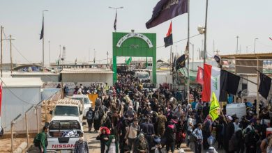 Photo of اربعین ملین مارچ میں شرکت کے لئے عاشقان حسینی کا سیلاب کربلا کی جانب رواں دواں