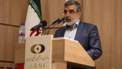 Photo of ایران ،ایٹمی معاہدے پر عمل درآمد میں کمی کا سلسلہ جاری رکھے گا:ایران کے محکمہ ایٹمی توانائی کے ترجمان کا اعلان