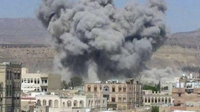 Photo of یمن پر سعودی جنگی طیاروں کے 12 گھنٹے میں 30 حملے