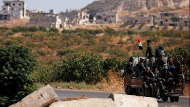 Photo of شامی فوج ام الکیف علاقے میں داخل