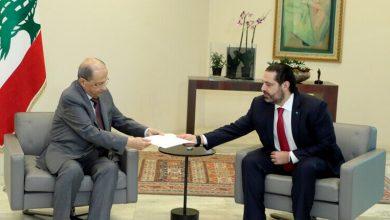 Photo of لبنان کے صدر نے وزیراعظم کا استعفی منظور کرلیا