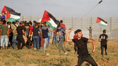 Photo of غزہ پٹی میں اٹھاسیویں حق واپسی مارچ کے موقع پر صیہونی فوجیوں کی فائرنگ