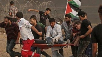 Photo of فلسطینیوں کے حق واپسی مارچ پر حملہ 22 بچوں سمیت 49 زخمی