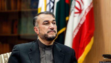 Photo of اغیار عراق کو عدم استحکام سے دوچار کرنے کے درپے: ایران