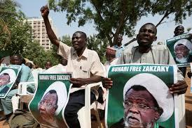 Photo of نائجیریا، شیخ زکزکی کی رہائی کے لئے مظاہرے + ویڈیو