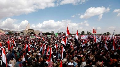 Photo of یمن کے صوبہ حجہ میں عام شہریوں کے خلاف جاری سعودی جارحیت کے خلاف مظاہرے