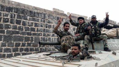 Photo of شامی فوج نے اسٹریٹیجک ٹاون الصیر کو بھی آزاد کرا لیا