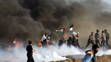 Photo of صیہونی فوجیوں اور فلسطینیوں میں جھڑپیں