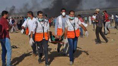 Photo of اسرائیلی فوجیوں کی فائرنگ، تین فلسطینی زخمی