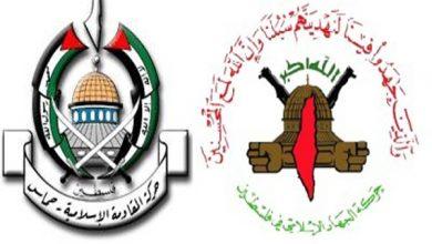 Photo of جہاد اسلامی اور حماس کے تعلقات مضبوط اور مستحکم ہیں
