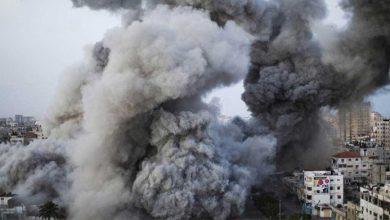 Photo of سعودی جنگی طیاروں کی یمن پر وحشیانہ بمباری