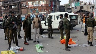 Photo of مقبوضہ کشمیرمیں کرفیو کے باوجود بھارت مخالف مظاہرے