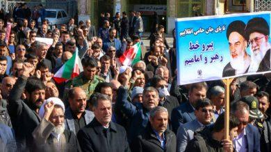 Photo of ایران کے کئی شہروں میں عوام کا بلوائیوں اور شرپسندوں کے خلاف احتجاج