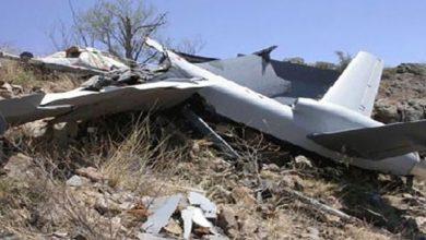 Photo of اسرائیلی جاسوس طیارہ سرنگوں