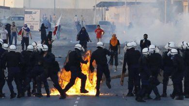 Photo of بحرینی شہریوں پر آل خلیفہ کے فوجیوں کے حملے