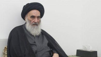 Photo of آیت اللہ سیستانی کی سیکورٹی مزید سخت کرنے کا حکم