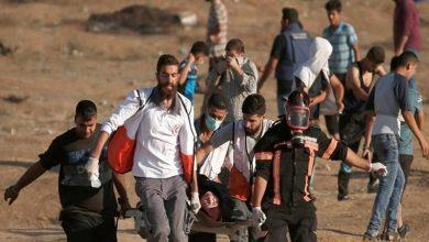 Photo of فلسطینیوں کے حق واپسی مارچ پر حملہ 69 زخمی