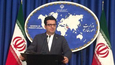 Photo of عراقی عوام اغیار کو ناجائز فائدہ اٹھانے کی اجازت نہیں دیں گے : ایران