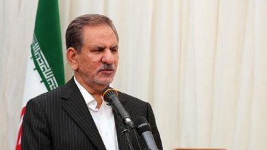 Photo of ایٹمی معاہدے کی بقا ایران کے مفادات کی تکمیل پر منحصر ہے : نائب صدر جہانگیری