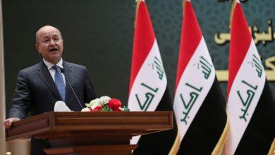 Photo of امریکہ سے ڈکٹیشن نہیں لیں گے، عراقی صدر