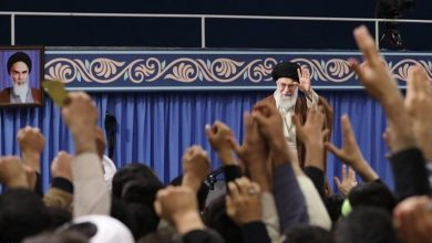 Photo of رہبر انقلاب اسلامی سے ہزاروں طلبا و طالبات کی ملاقات