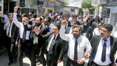 Photo of پاکستان بار کونسل کا حکومت کے خلاف ہڑتال اور مظاہروں کا اعلان