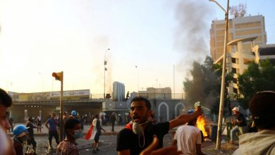 Photo of عراقی دارالحکومت بغداد میں دھماکے