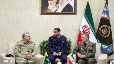 Photo of پاکستانی فوج کے سربراہ اور ایرانی فوج کے سربراہ کی باہمی تعاون کو فروغ دینے پر تاکید