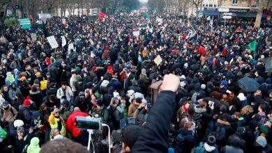 Photo of فرانس میں ہڑتال پیرس میں میٹرو سروس بند