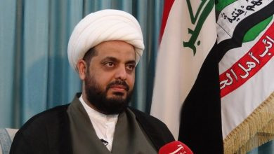 Photo of برھم صالح کا استعفا ناقابل قبول ہے، قیس الخزعلی کا بیان