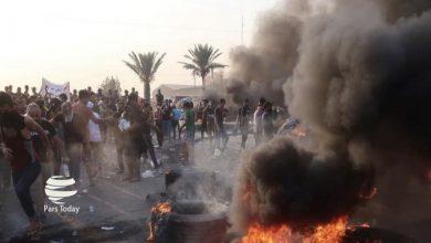 Photo of عراق میں بدامنی اس ملک کوسیاسی عدم استحکام کا شکار کرنے کی سازش
