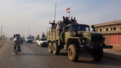 Photo of شامی فوج کے حملے میں درجنوں داعشی ہلاک