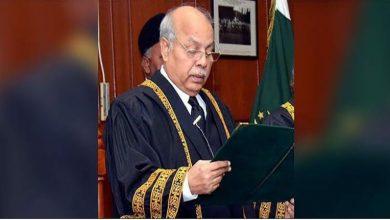 Photo of جسٹس گلزار احمد نئے چیف جسٹس آف پاکستان