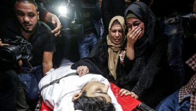 Photo of صیہونی فوجیوں کی فائرنگ میں ایک فلسطینی شہید