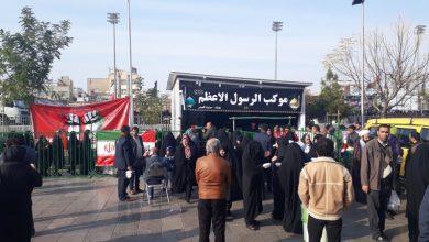 Photo of ایران میں بھی جاری ہے عراقی ضیافت کا سلسلہ ۔