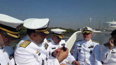 Photo of ایڈمیرل خانزادی کا دورہ پاکستان ، کراچی میں پاک بحریہ کے مراکز کا دورہ