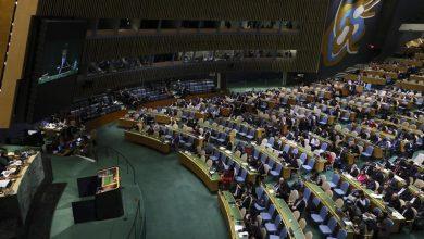 Photo of اقوام متحدہ کا ایرانی سفارتکاروں پر عائد پابندیاں منسوخ کرنے کا مطالبہ