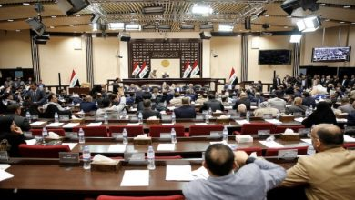 Photo of امریکی حکام بوکھلاہٹ کا شکار ہیں،عراقی ارکان پارلیمنٹ