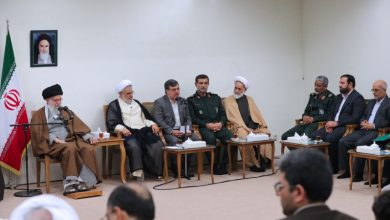 Photo of رہبر انقلاب اسلامی: جہاد و شہادت کو بھلانے کی کوشش کی جا رہی ہے